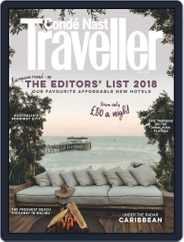 Conde Nast Traveller UK (Digital) Subscription April 1st, 2018 Issue