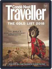 Conde Nast Traveller UK (Digital) Subscription January 1st, 2018 Issue