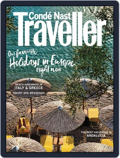 Conde Nast Traveller UK (Digital) May 1st, 2017 Issue Cover