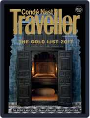 Conde Nast Traveller UK (Digital) Subscription January 1st, 2017 Issue