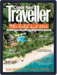 Conde Nast Traveller UK (Digital) Subscription January 7th, 2016 Issue