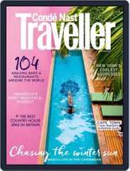 Conde Nast Traveller UK (Digital) Subscription November 1st, 2015 Issue