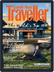 Conde Nast Traveller UK (Digital) Subscription September 30th, 2015 Issue