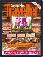 Conde Nast Traveller UK (Digital) Subscription April 1st, 2015 Issue