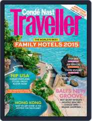 Conde Nast Traveller UK (Digital) Subscription March 4th, 2015 Issue