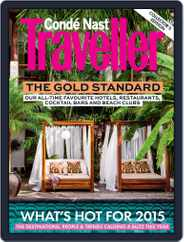 Conde Nast Traveller UK (Digital) Subscription January 1st, 2015 Issue
