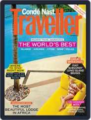 Conde Nast Traveller UK (Digital) Subscription September 5th, 2014 Issue
