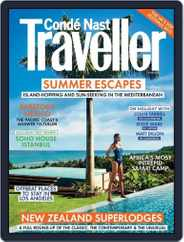 Conde Nast Traveller UK (Digital) Subscription May 4th, 2014 Issue