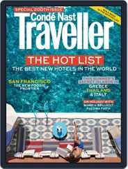 Conde Nast Traveller UK (Digital) Subscription April 2nd, 2014 Issue