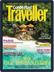Conde Nast Traveller UK (Digital) Subscription January 1st, 2014 Issue
