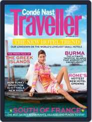 Conde Nast Traveller UK (Digital) Subscription July 31st, 2013 Issue