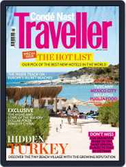 Conde Nast Traveller UK (Digital) Subscription March 31st, 2013 Issue