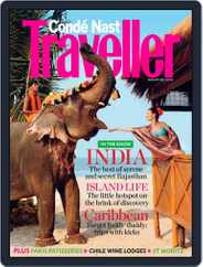 Conde Nast Traveller UK (Digital) Subscription November 28th, 2012 Issue