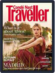 Conde Nast Traveller UK (Digital) Subscription October 3rd, 2012 Issue
