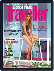 Conde Nast Traveller UK (Digital) Subscription September 11th, 2012 Issue