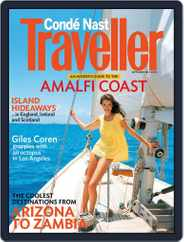 Conde Nast Traveller UK (Digital) Subscription August 8th, 2012 Issue