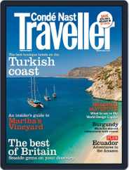 Conde Nast Traveller UK (Digital) Subscription July 4th, 2012 Issue