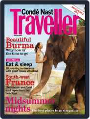 Conde Nast Traveller UK (Digital) Subscription May 9th, 2012 Issue