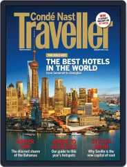 Conde Nast Traveller UK (Digital) Subscription December 9th, 2011 Issue