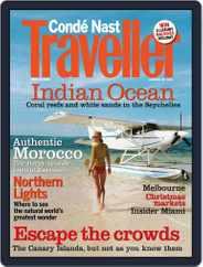 Conde Nast Traveller UK (Digital) Subscription November 9th, 2011 Issue