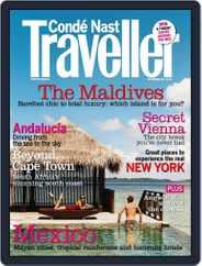 Conde Nast Traveller UK (Digital) Subscription October 5th, 2011 Issue