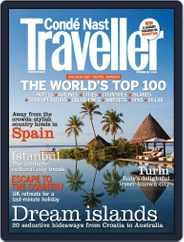 Conde Nast Traveller UK (Digital) Subscription September 7th, 2011 Issue