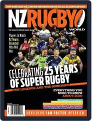 NZ Rugby World (Digital) Subscription February 1st, 2020 Issue