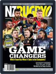 NZ Rugby World (Digital) Subscription February 1st, 2019 Issue