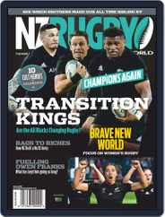 NZ Rugby World (Digital) Subscription October 1st, 2018 Issue