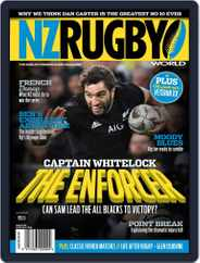 NZ Rugby World (Digital) Subscription June 1st, 2018 Issue