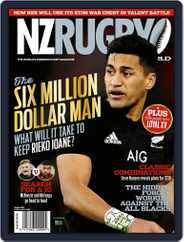 NZ Rugby World (Digital) Subscription April 1st, 2018 Issue