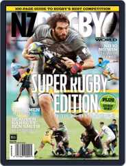NZ Rugby World (Digital) Subscription February 1st, 2018 Issue