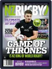 NZ Rugby World (Digital) Subscription December 1st, 2017 Issue