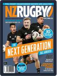 NZ Rugby World (Digital) Subscription October 1st, 2017 Issue