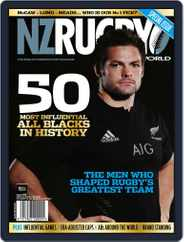 NZ Rugby World (Digital) Subscription August 16th, 2017 Issue