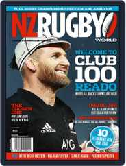 NZ Rugby World (Digital) Subscription August 1st, 2017 Issue