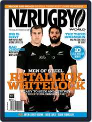 NZ Rugby World (Digital) Subscription June 1st, 2017 Issue