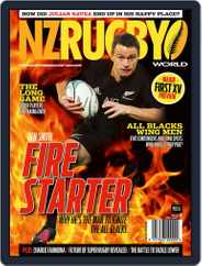 NZ Rugby World (Digital) Subscription April 1st, 2017 Issue