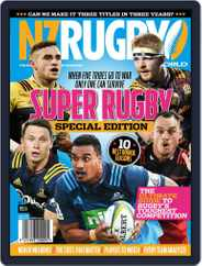 NZ Rugby World (Digital) Subscription February 1st, 2017 Issue
