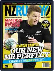 NZ Rugby World (Digital) Subscription December 1st, 2016 Issue
