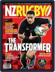 NZ Rugby World (Digital) Subscription October 1st, 2016 Issue