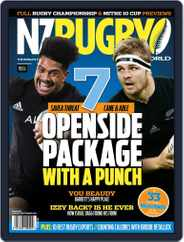 NZ Rugby World (Digital) Subscription July 17th, 2016 Issue