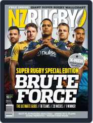 NZ Rugby World (Digital) Subscription January 31st, 2016 Issue
