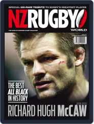 NZ Rugby World (Digital) Subscription December 7th, 2015 Issue