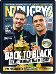 NZ Rugby World (Digital) Subscription November 30th, 2015 Issue
