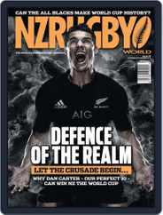 NZ Rugby World (Digital) Subscription September 3rd, 2015 Issue
