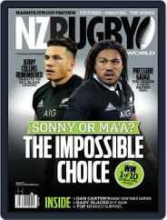 NZ Rugby World (Digital) Subscription July 9th, 2015 Issue