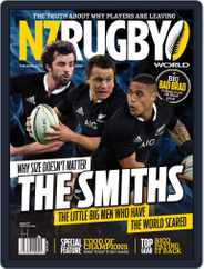 NZ Rugby World (Digital) Subscription May 21st, 2015 Issue