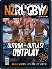 NZ Rugby World (Digital) Subscription March 26th, 2015 Issue