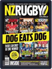 NZ Rugby World (Digital) Subscription January 22nd, 2015 Issue